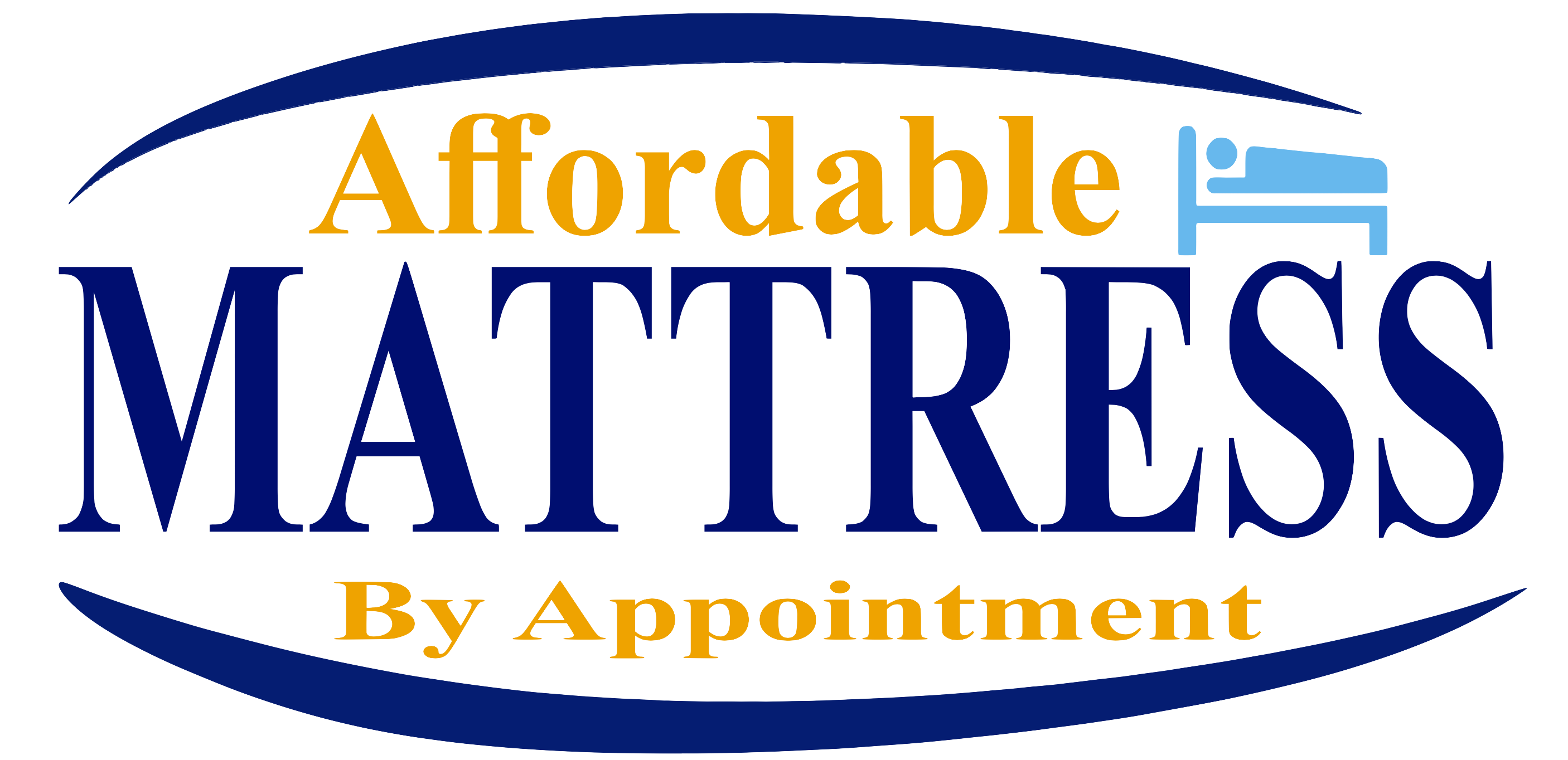 Affordable Mattress Store by Appointment in Holland & Traverse City Michigan Logo